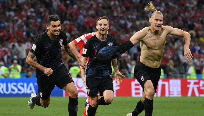 Хорватия— Испания— 3:2. Видеообзор матча Лиги наций
