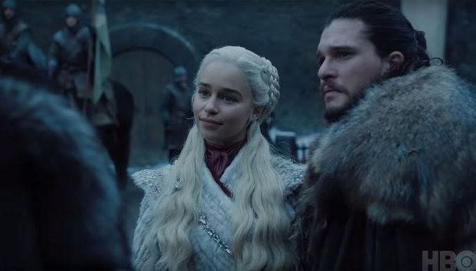 HBO показали новые постеры последнего сезона «Игры престолов»