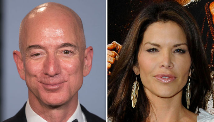 Руководитель Amazon объявил, что его шантажируют откровенным фото