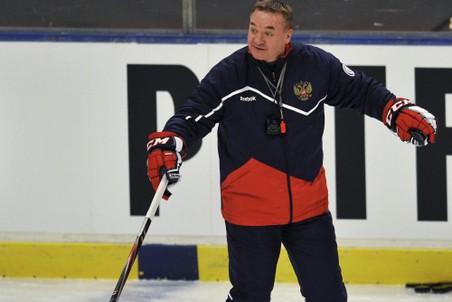 Тренеры о предстоящих матчах между Россией и Латвией