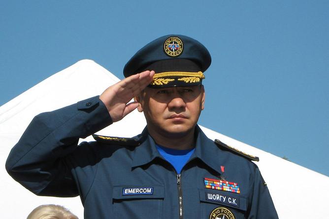 Поздравление с днем спасателя от шойгу