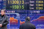 Резкое падение котировок на японской бирже уменьшило состояние трех богатейших людей страны на $4,2 млрд