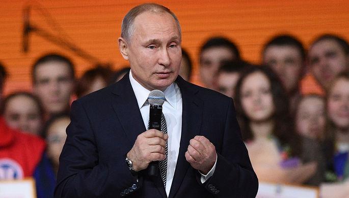 1-ый пошёл: Путин едет проверять работу врио губернаторов
