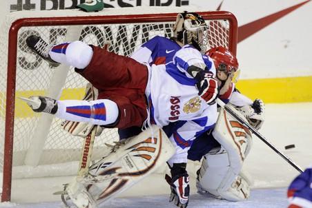 Вторая победа России в Калгари