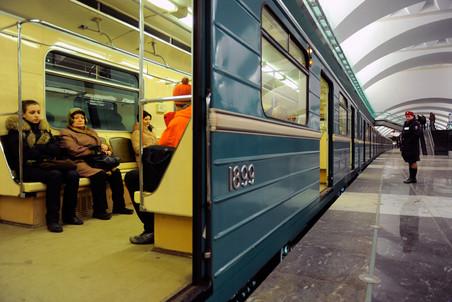 Утром в пятницу вновь было нарушено движение на одной из линий московского метрополитена