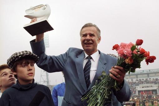 Лев Яшин вошёл в символическую сборную чемпионатов Европы всех времен