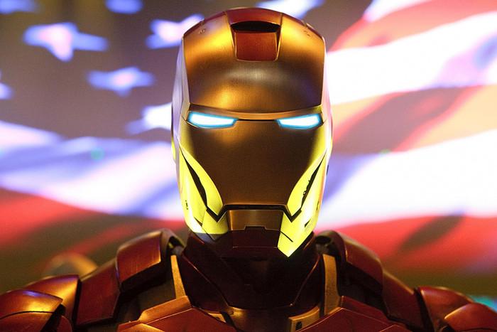 ВСША пропал костюм изфильма «Железный человек» стоимостью $320 тыс.