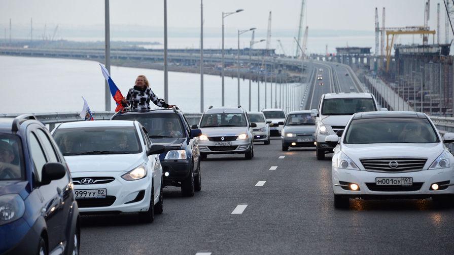 Украинский депутат пригрозил убить Крымский мост