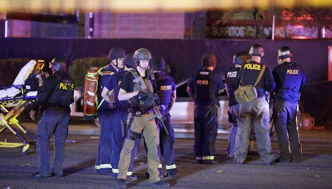 Медведев выразил сожаления  родственникам жертв стрельбы вЛас-Вегасе