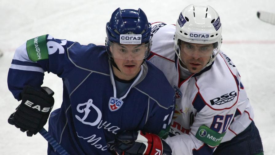Чешский хоккеист Гудлер напал настюарда вовремя полета
