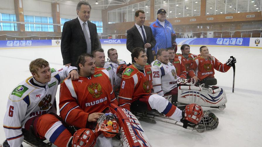 Русским паралимпийцам назвали условия допуска наИгры вКорее