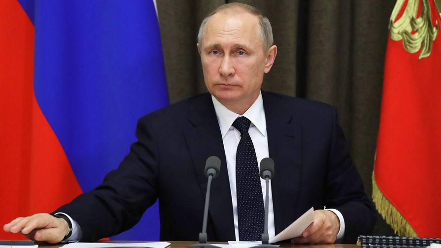 Михаил Климентьев  пресс-служба президента РФ  ТАСС