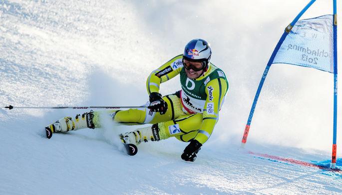 Швейцария одолела вгорнолыжном командном турнире, Российская Федерация вылетела в1