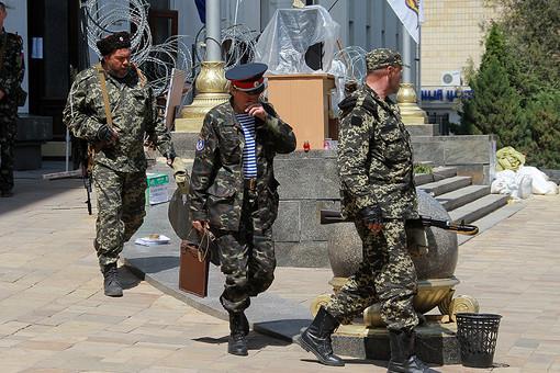 Конфликты между группировками ополченцев в Донбассе