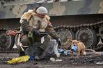 Как Луганск возвращается к мирной жизни
