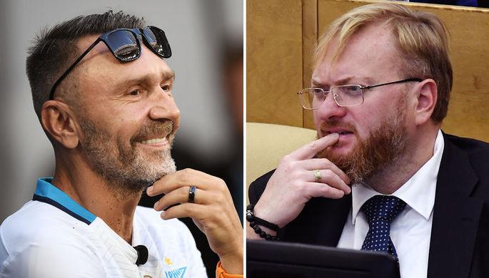 Милонов пообещал ответить настих «попсовика» Шнурова