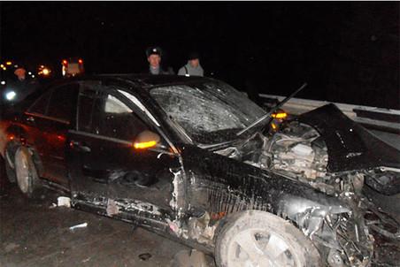 Мигалка на Mercedes губернатора Мишарина, попавшего в ДТП, была установлена незаконно