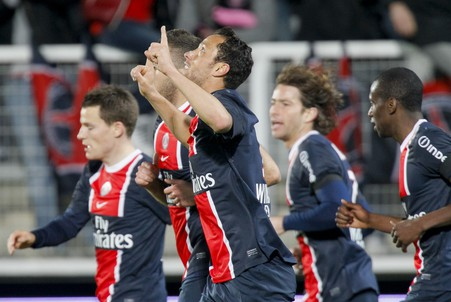 ПСЖ вернул лидерство в чемпионате Франции