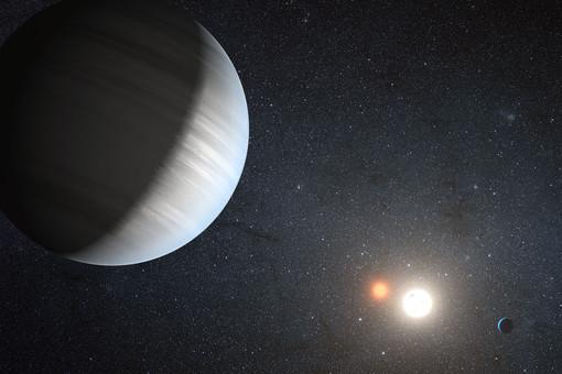 Планеты с двумя солнцами имеют больше шансов на жизнь