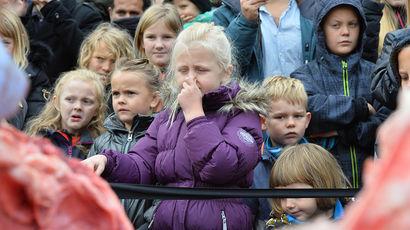 В зоопарке Дании вновь препарировали животное на глазах у детей