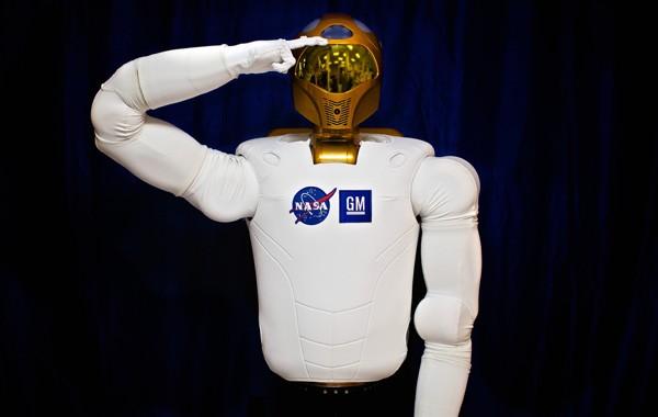 Роботы теперь и в космосе