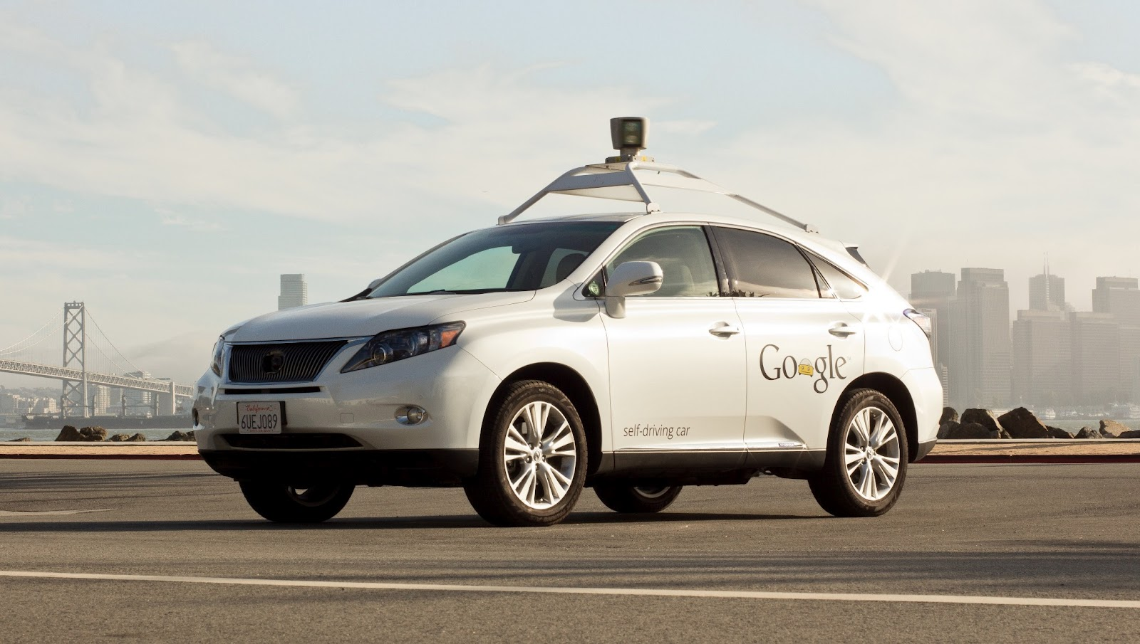 Благодаря исследованиям Google самоуправляемые автомобили войдут в обыденную жизнь уже скоро