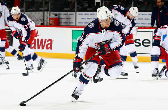 Артемий Панарин стал первой звездой дня НХЛ