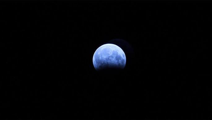 Весной внебе появится «Голубая Луна»