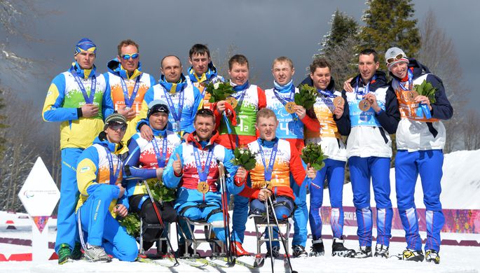 Русским паралимпийцам запретили упоминать освоем гражданстве в социальных сетях