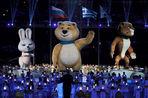 Прошла церемония закрытия зимних Олимпийских игр — 2014 в Сочи