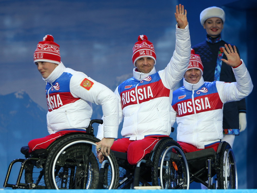 параолимпийцы дети из россии средней толщины Если