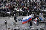 Власти Украины борются за охваченные сепаратизмом восточные регионы