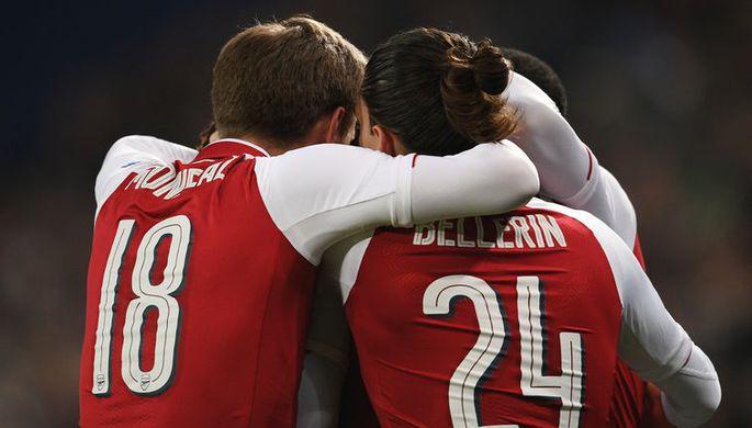 «Арсенал» вгостях уступил «Ньюкаслу» вматче 34-го тура АПЛ