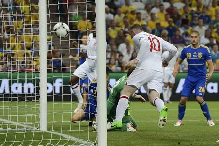 Уэйн Руни забил единственный гол