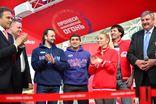 Выставка «Coca-Cola. Пронеси Олимпийский огонь. Вливайся!» прошла в Ростове-на-Дону