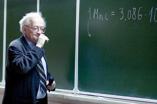 Физик Алексей Старобинский
