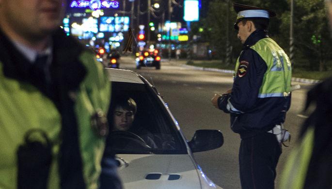 Милиция проверяет сообщение острельбе изавтомата наМКАД