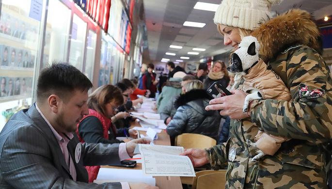 Наблюдатель изсоедененных штатов оценил выборы в РФ