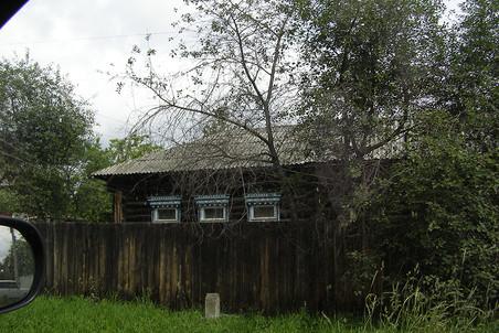 Дом Красавчикова в подмосковном Ступине, где он был прописан до последнего времени