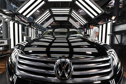 Концерну Volkswagen могут запретить поставлять автомобили в Россию