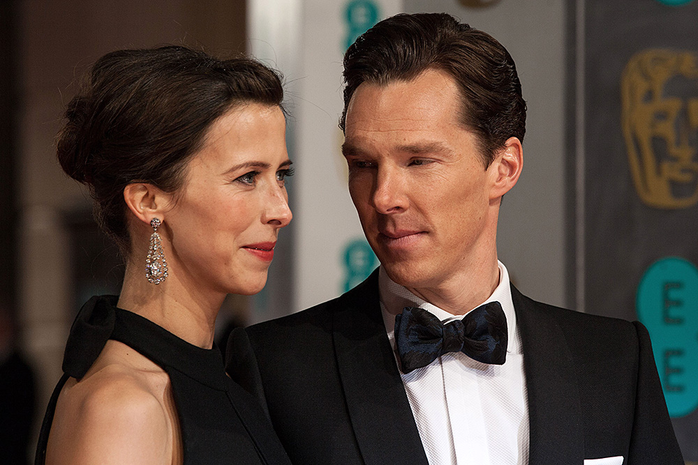 Benedict cumberbatch secret wedding
