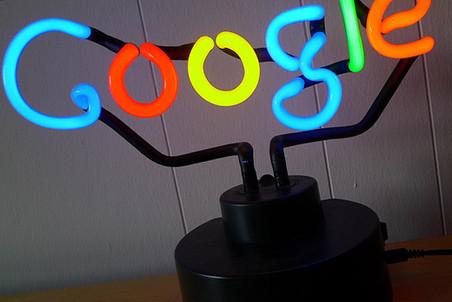 Google работает с перебоями