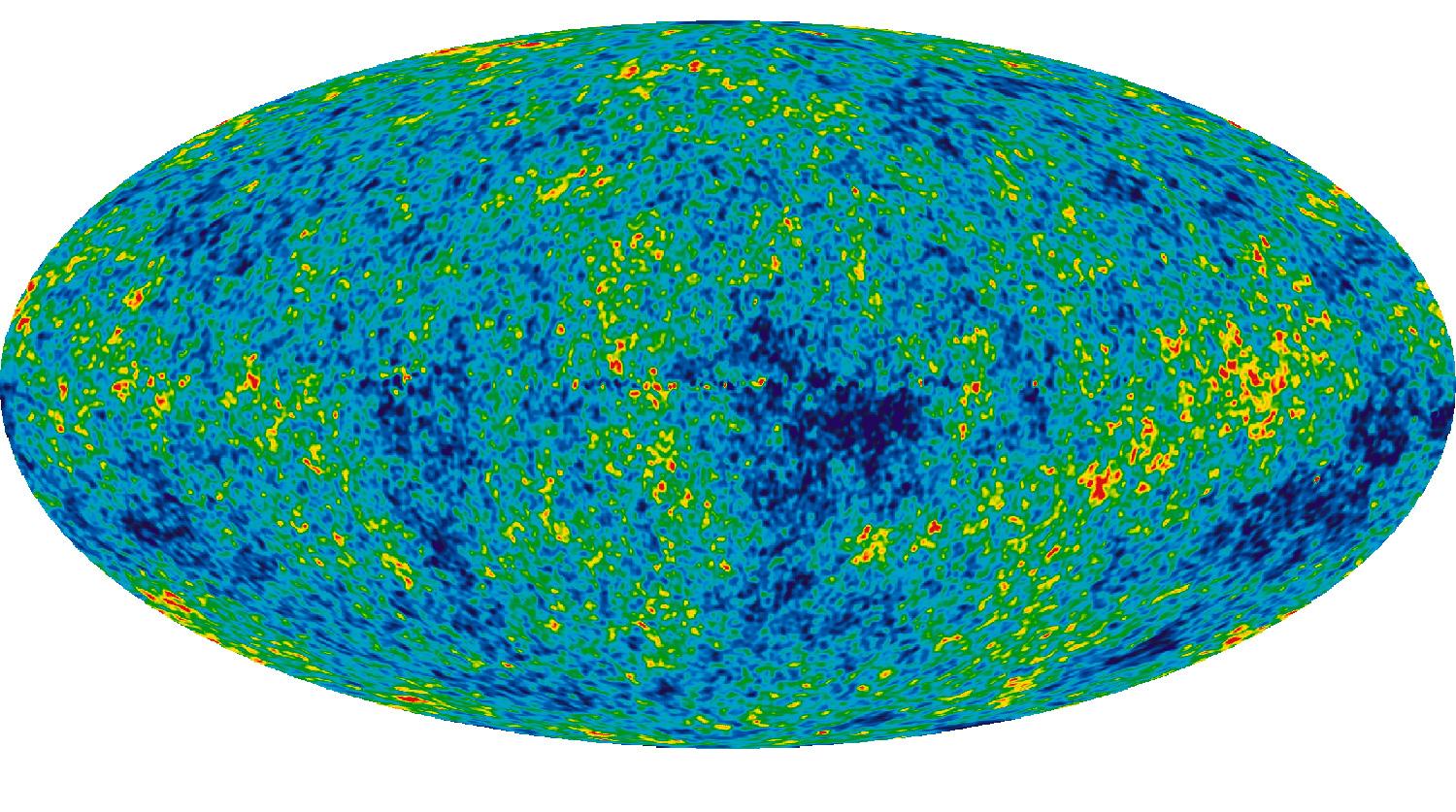 Премию Breakthrough Prize пофизике вручили закарту ранней Вселенной