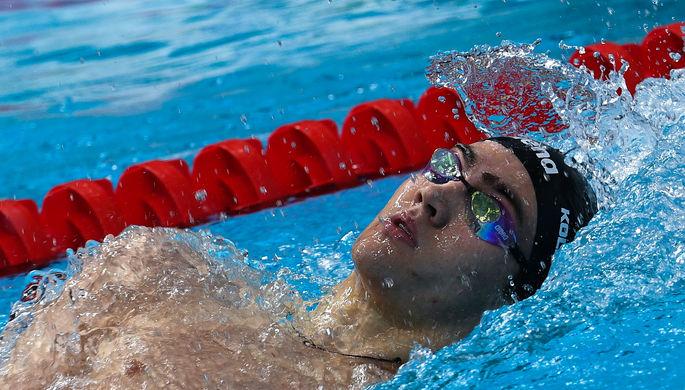 Житель россии Колесников установил новый мировой рекорд вплавании накороткой воде