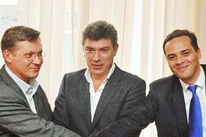 Оппозиционеры подали в суд на Владимира Путина