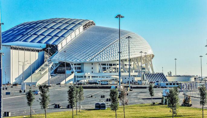 Кондратьев проинформировал оготовности стадиона «Фишт» кЧМ