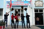 Эмомали Рахмон в четвертый раз избран президентом Таджикистана