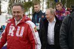 Виталий Мутко дал интервью корреспонденту «Газеты.Ru»