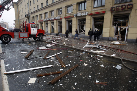 В Петербурге арестована замгендиректора взорвавшегося ресторана