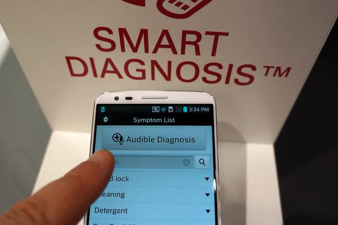 LG Smart Diagnosis